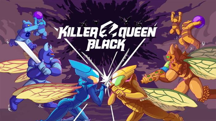 Killer Queen Black Nintendo Switch