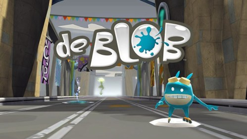 de Blob Nintendo Switch