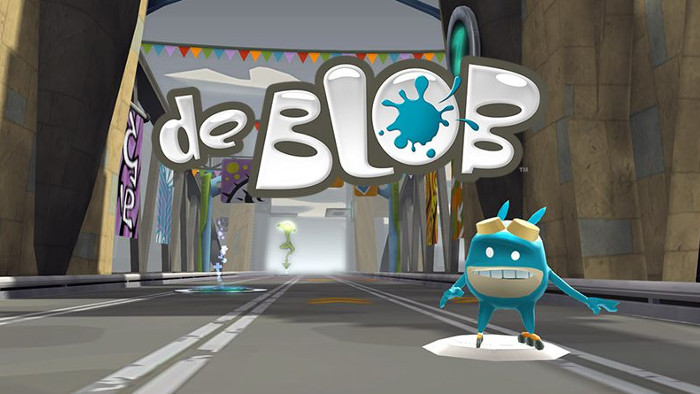 Data di de Blob per Nintendo Switch