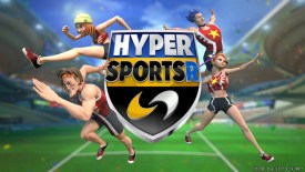 Hyper Sports R Nintendo Switch