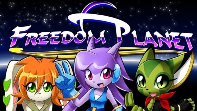 Freedom Planet Nintendo Switch