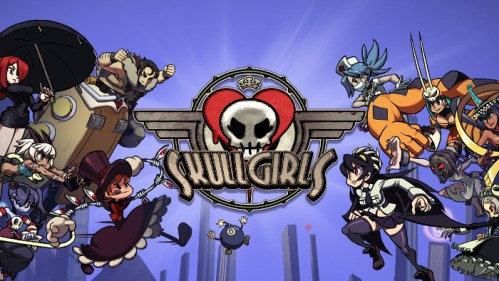 Skullgirls Nintendo Switch