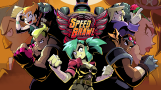 Speed Brawl Nintendo Switch