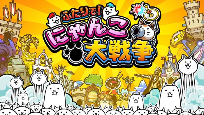 The Battle Cats Arriva su Nintendo Switch
