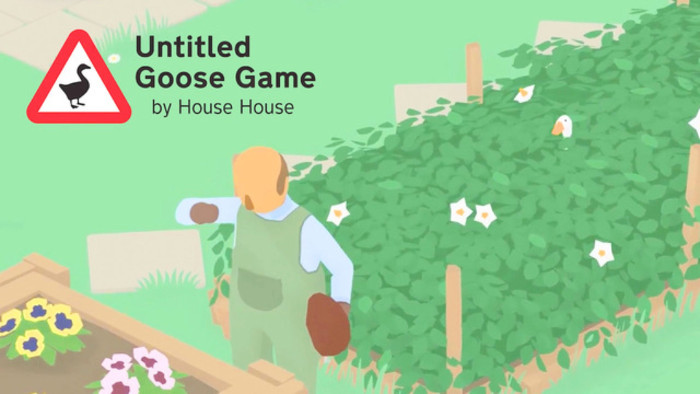 Gioca nei Panni di Un'oca con Untitled Goose Game per Nintendo Switch