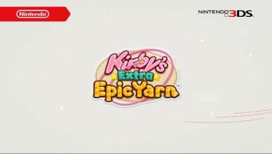Kirby e la Nuova Stoffa dell'Eroe Nintendo 3DS