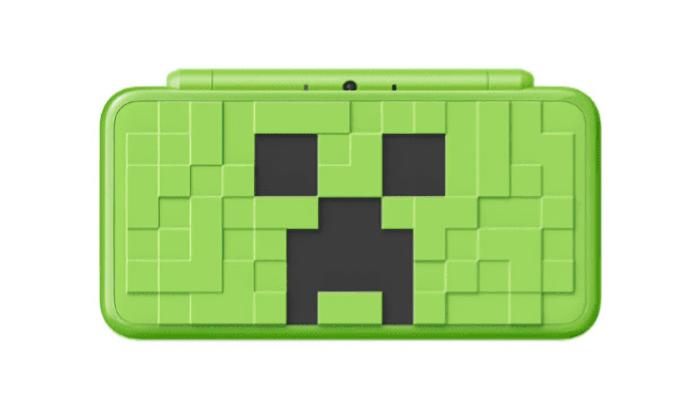 Il Minecraft New Nintendo 2DS XL – Creeper Edition Potrebbe Arrivare in Europa