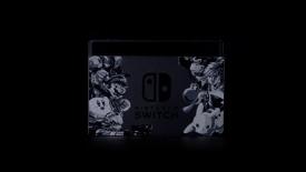 Nintendo Switch Super Smash Bros Ultimate Bundle
