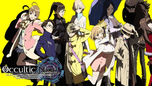 Occultic Nine Nintendo Switch