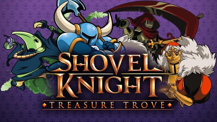 Shovel Knight: Treasure Trove Arriverà in 9 Aprile 2019 in Versione Fisica