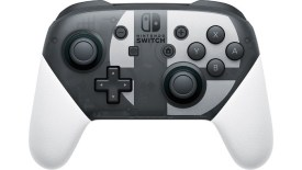 Super Smash Bros. Ultimate Edition Switch Pro Controller Nintendo Switch