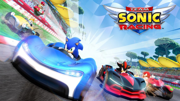 Team Sonic Racing in Arrivo su Nintendo Switch in Inverno