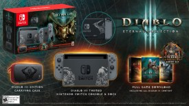 Diablo III Nintendo Switch Bundle