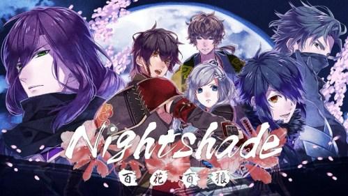 Nightshade Nintendo Switch