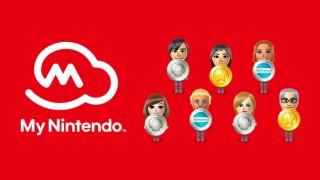 Punti d'Oro My Nintendo Switch