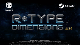 R-Type Dimensions EX Nintendo Switch