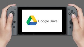 Streaming Video su Nintendo Switch google drive google apps