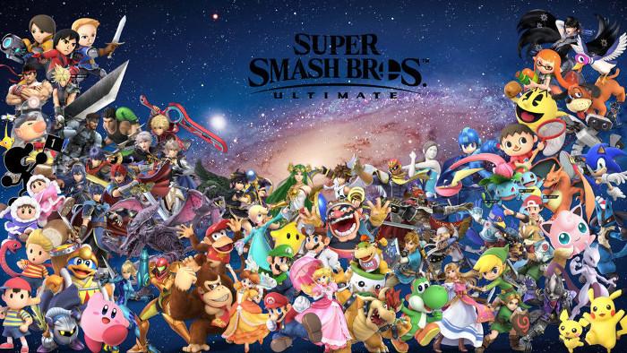 Super Smash Bros. Ultimate Multiplayer Nintendo switch