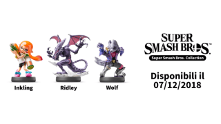 Super Smash Bros. Ultimate Nintendo Switch Amiibo