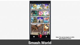 Super Smash Bros. Ultimate Smash World Nintendo Switch