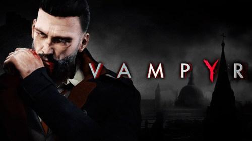 Vampyr Nintendo Switch
