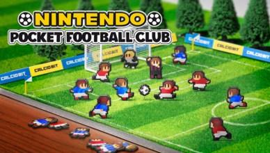 Nintendo Pocket Football Club Nintendo 3DS