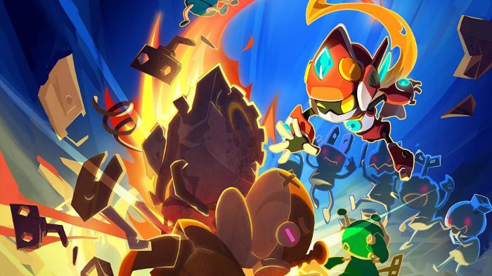 Scrap Rush!! Arriva su Nintendo Switch nel 2019