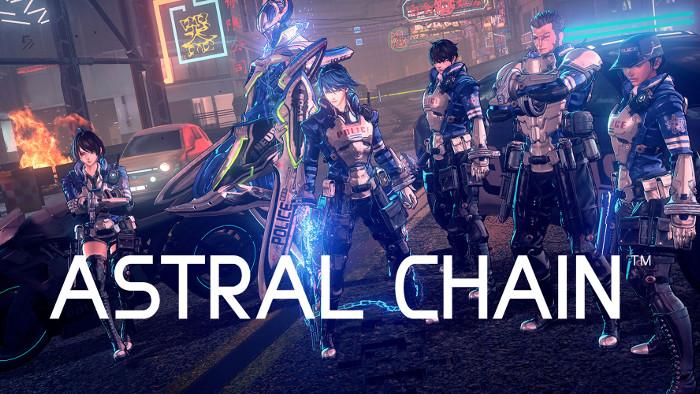 Presentato Astral Chain per Nintendo Switch