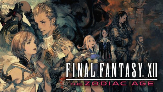 Final Fantasy XII The Zodiac Age Nintendo Switch