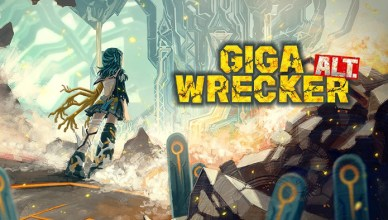 Giga Wrecker Alt Nintendo Switch