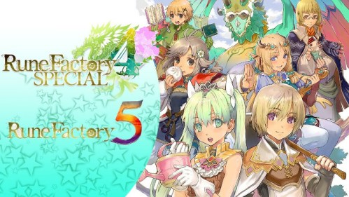 Rune Factory 4 Special Rune Factory 5 Nintendo Switch