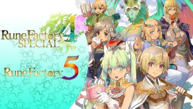 Rune Factory 4 Special Rune Factory 5 Nintendo Switch
