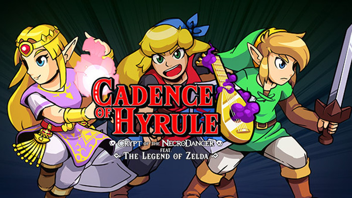Cadence of Hyrule Annunciato per Nintendo Switch