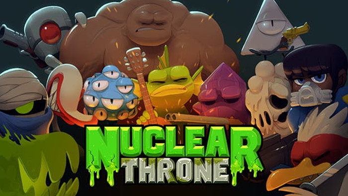 Nuclear Throne Disponibile Nintendo Switch
