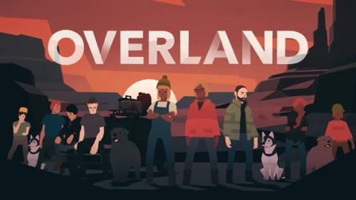 Overland Nintendo Switch