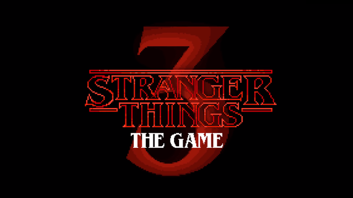 Data di Uscita di Stranger Things 3 The Game
