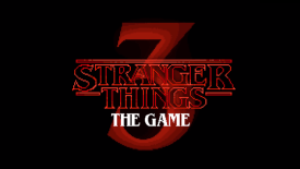 Stranger Things 3 Nintendo Switch