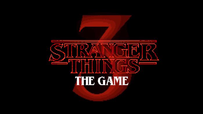 Stranger Things 3 Nintendo Switch