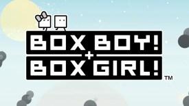 Box Boy! + Box Girl! Nintendo Switch