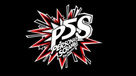 Persona 5 Scramble Nintendo Switch