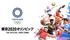 Tokyo 2020 The Official Video Game Nintendo Switch