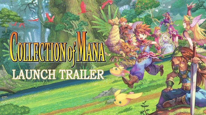 Collection Of Mana Disponibile su Nintendo Switch dopo la Diretta E3