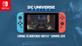 DC Universe Online Nintendo Switch
