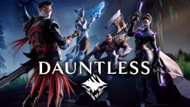 Dauntless Nintendo Switch