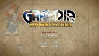 Grandia HD Collection Nintendo Switch