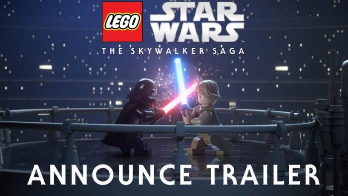 LEGO Star Wars: The Skywalker Saga Annunciato per Nintendo Switch
