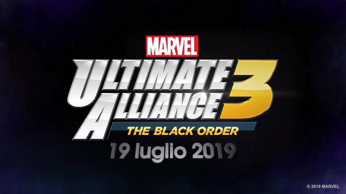 Data di Uscita di Marvel Ultimate Alliance 3