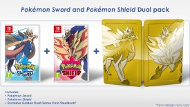 Pokémon Sword e Pokémon Shield Dual Pack Nintendo Switch