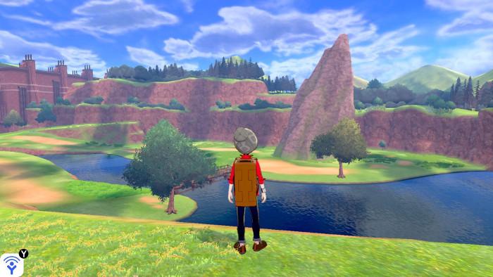 Le Terre Selvagge di Pokémon Sword e Pokémon Shield