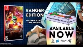 Power Rangers: Battle for the Grid Nintendo Switch